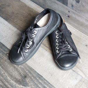 Birkenstock Women's Arran Natural Leather Sneaker